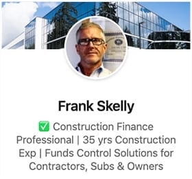 Frank Skelly Linkedin Profile
